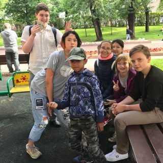 3 смена летнего лагеря 2017