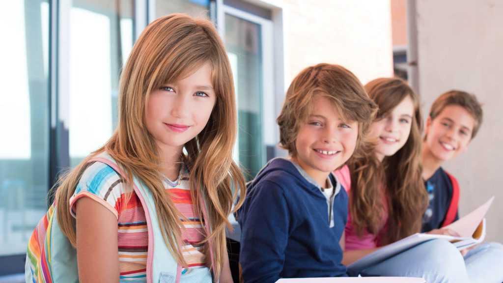 Курсы английского для детей и подростков