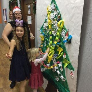 Рождество с детьми 2017