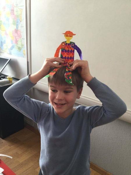 Неделя франкофонии для детей
