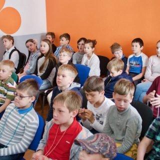 Вручение сертификатов детям 2018