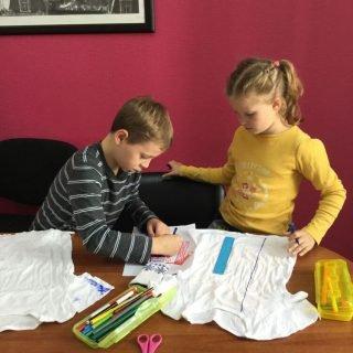 Летний языковой лагерь 2018. Первая смена