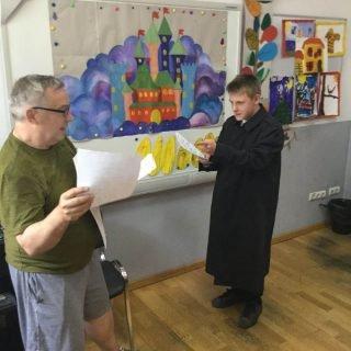 Летний языковой лагерь 2018. Вторая смена