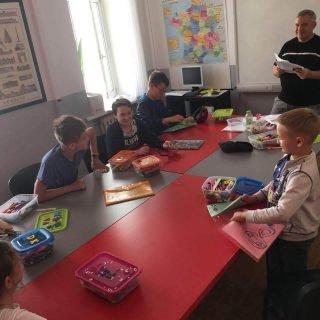 Летний языковой лагерь 2018. Третья смена