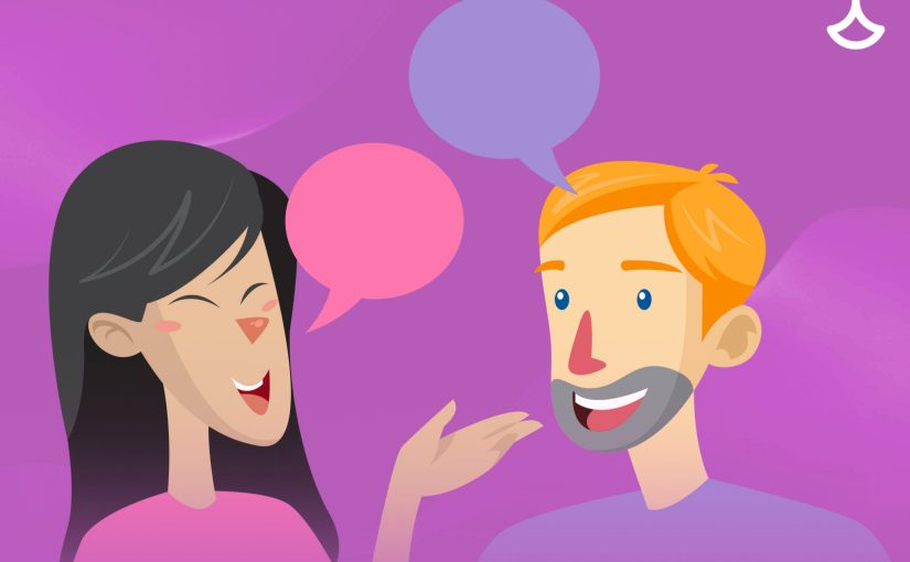 Живое общение – отличный способ «подтянуть» знания языка